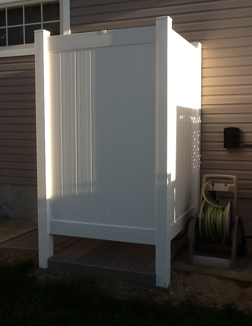 photos of outdoor shower enclosures for outside showers liquid