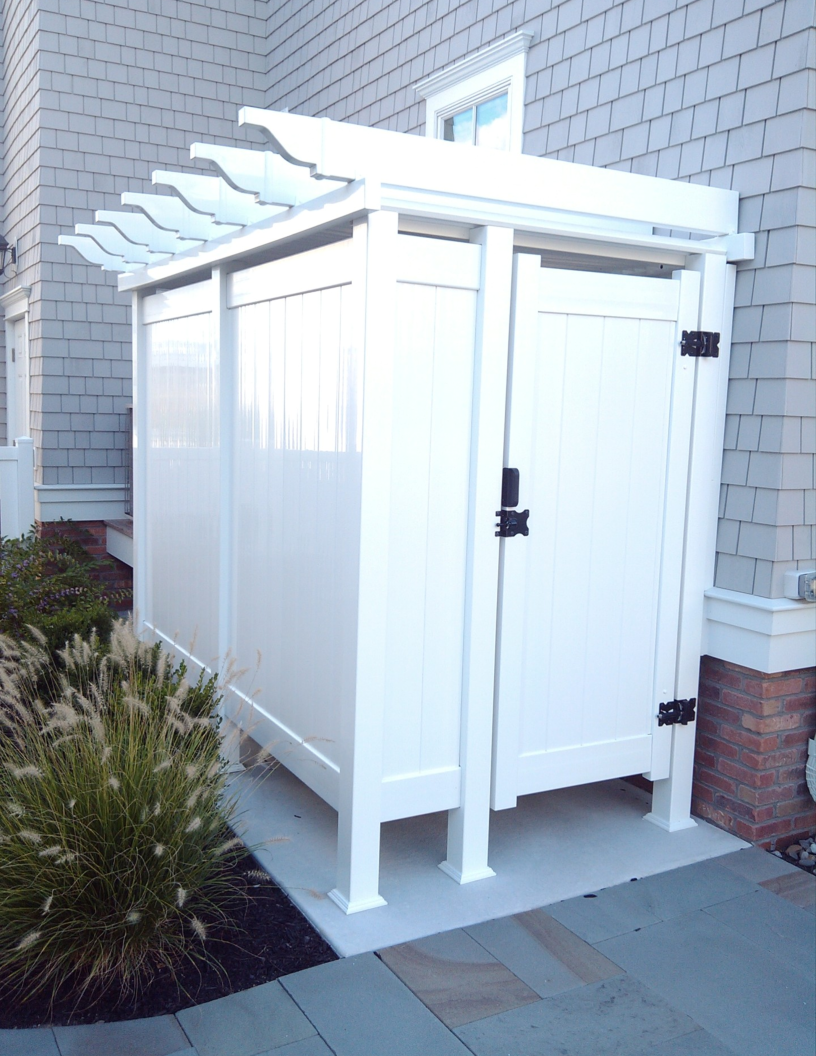 Portable Enclosures Product : Photos of outdoor shower enclosures for outside showers